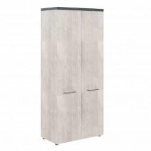 Шкаф с глухими дверьми и топом
