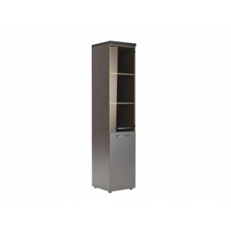 Шкаф колонка комбинированая с топом