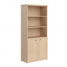 Шкаф высокий с малыми дверьми