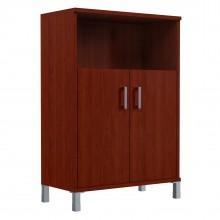 Шкаф средний с глухими малыми дверьми