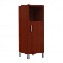 Шкаф колонка средняя с глухой малой дверью