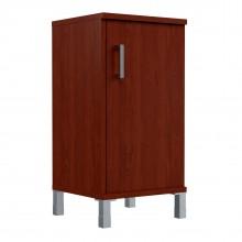 шкаф колонка низкая с глухой малой дверью
