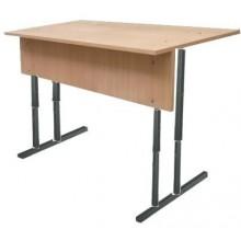 Стол ученический (парта) двухместная